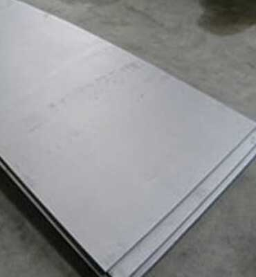 Incoloy 800 Plain Sheets