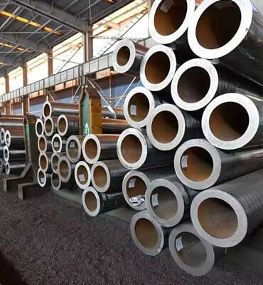 Alloy Steel P5 Welded Pipes