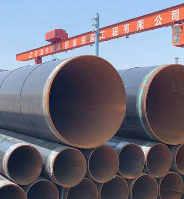 API 5L X 52 PSL 1/2 SSAW Line Pipes