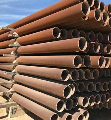 Corten Steel A Seamless Pipes