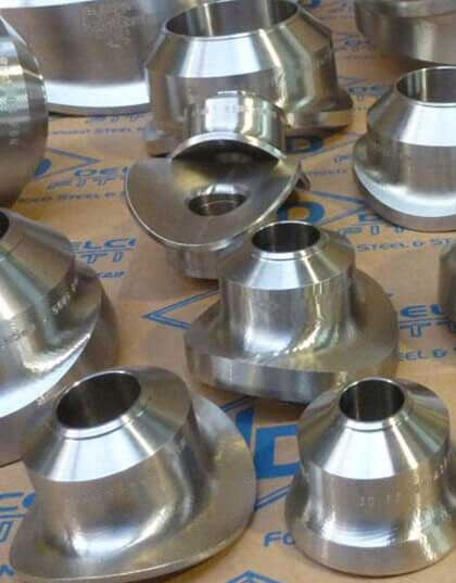 Inconel 600 Outlet Fittings Supplier