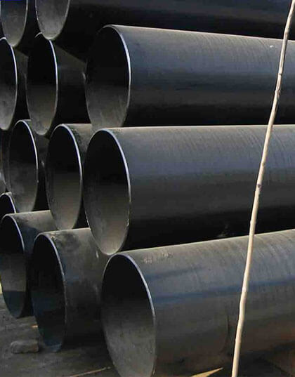 Carbon Steel Seamless Pipes Supplier
