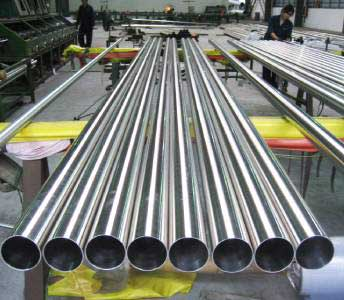 Stainless Steel Pipe / Tubes